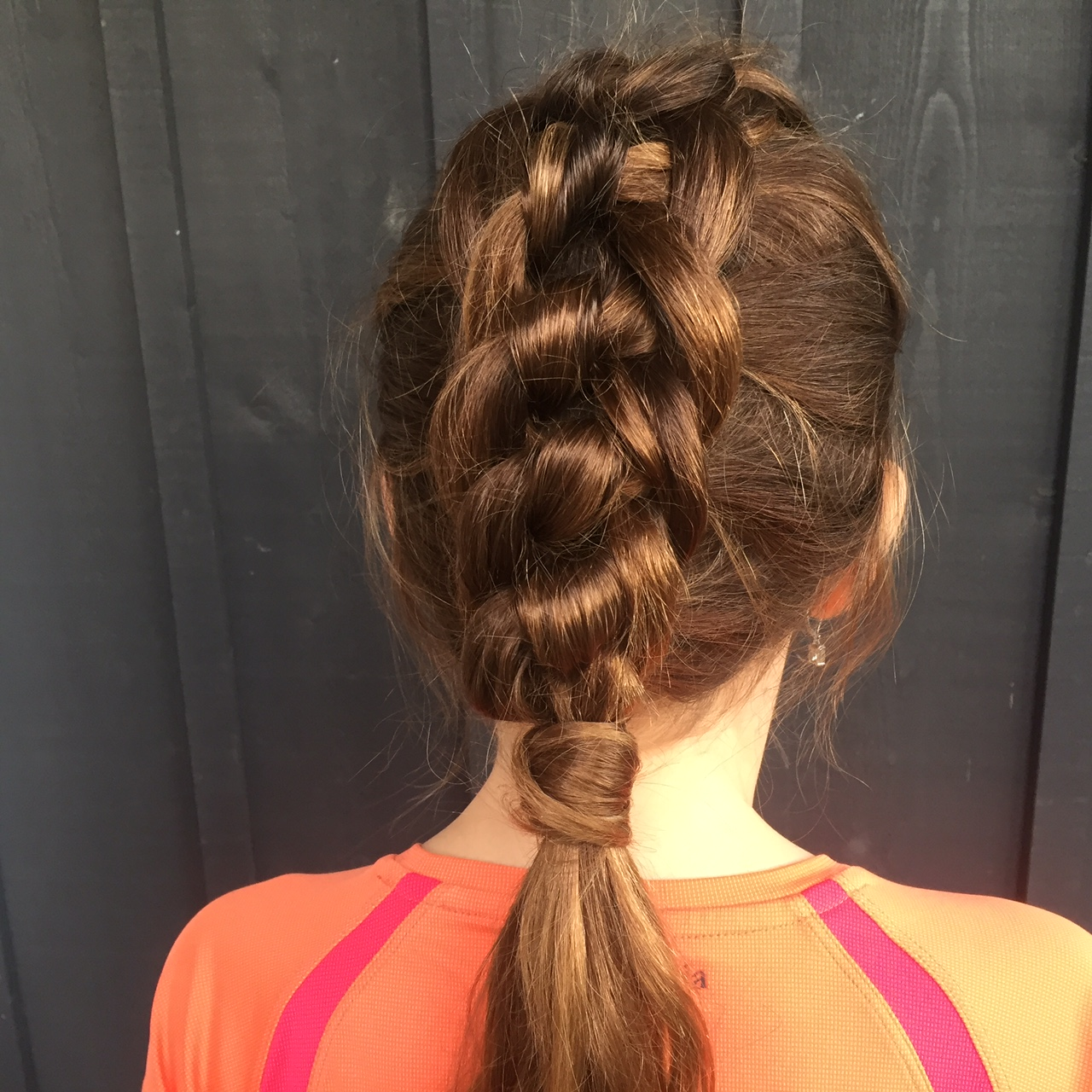 Super How To Knot Braid Hair Video Solution For How To For Dummies Hairstyle Inspiration Daily Dogsangcom